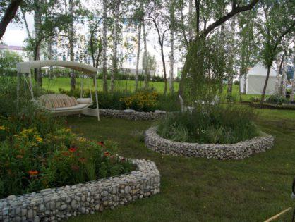 Первый евразийский фестиваль ландшафтного искусства «Атмосфера»