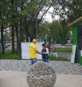 Габионы Екатеринбург