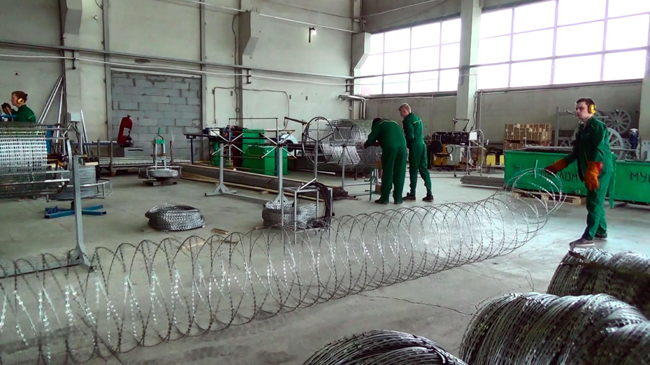 Производитель 3D ограждений в Екатеринбурге